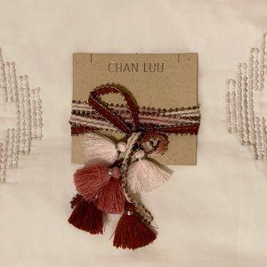 Chan Luu wrap bracelet/necklace